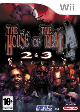 Boxshot The House of the Dead 2 & 3 Return