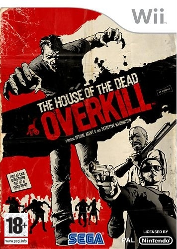 Boxshot The House of the Dead: Overkill
