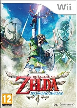 Boxshot The Legend of Zelda: Skyward Sword