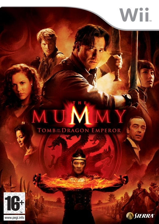Boxshot The Mummy: Tomb of the Dragon Emperor