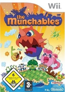 Boxshot The Munchables