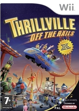 Boxshot Thrillville: Off the Rails
