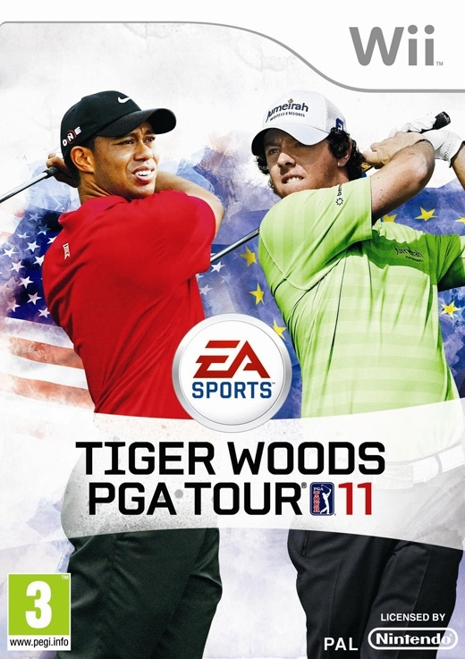 Boxshot Tiger Woods PGA Tour 11