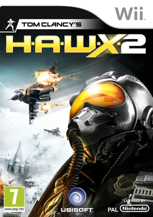 Boxshot Tom Clancy's H.A.W.X. 2