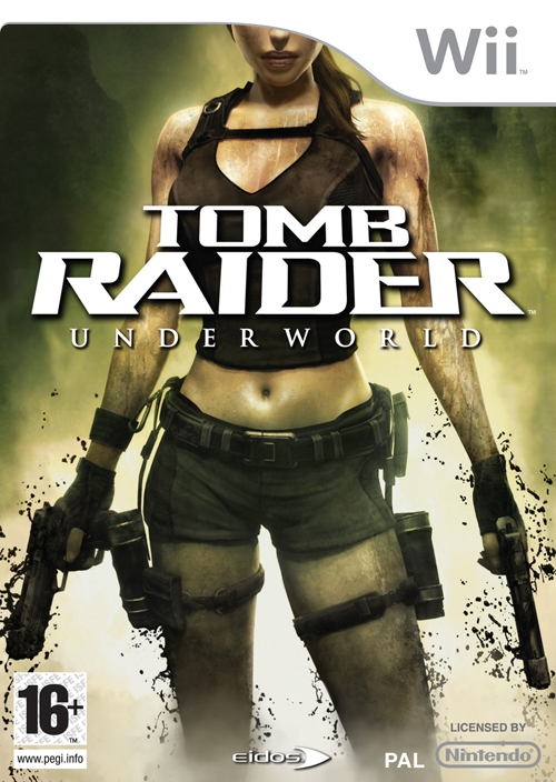 Boxshot Tomb Raider: Underworld