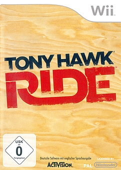 Boxshot Tony Hawk: Ride