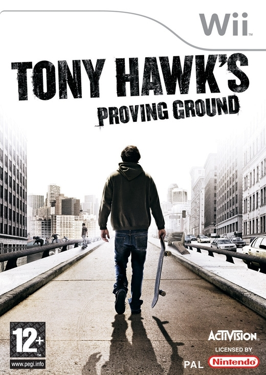 Boxshot Tony Hawk's Proving Ground