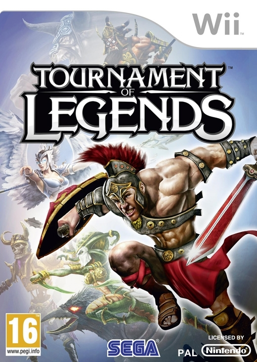 Boxshot Tournament of Legends