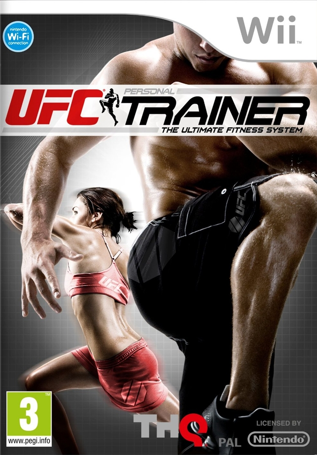 Boxshot UFC Personal Trainer: The Ultimate Fitness System