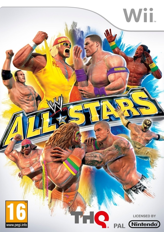 Boxshot WWE All Stars