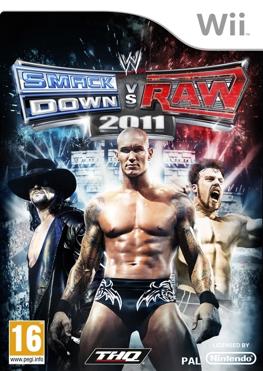 Boxshot WWE SmackDown vs. Raw 2011
