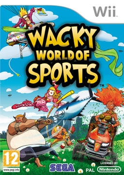 Boxshot Wacky World of Sports