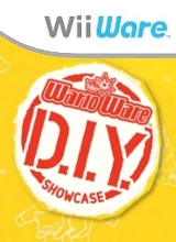 Boxshot WarioWare: Do It Yourself Showcase