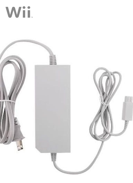 Boxshot Wii AC Adapter 230 Volt Third Party