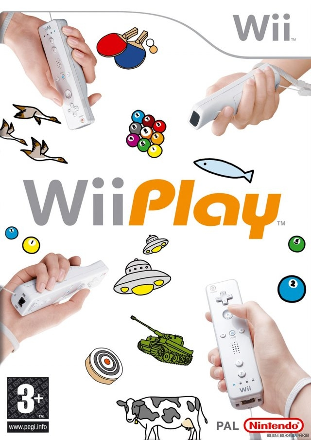 Boxshot Wii Play