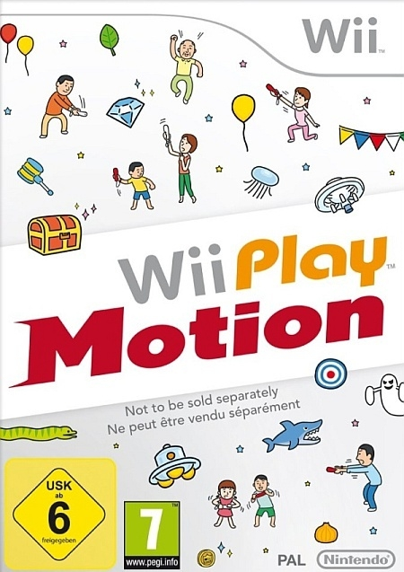 Boxshot Wii Play: Motion