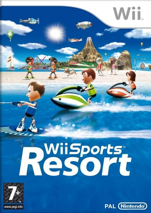 Boxshot Wii Sports Resort