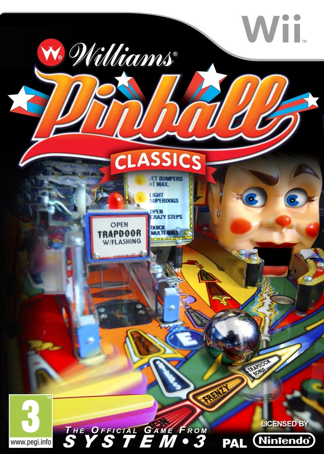 Boxshot Williams Pinball Classics
