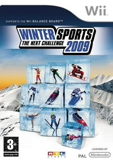 Boxshot Winter Sports 2009: The Next Challenge