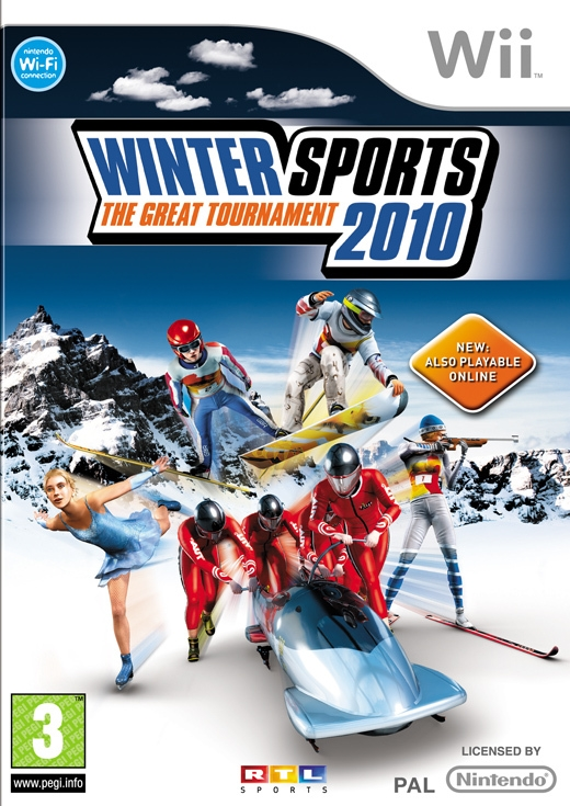 Boxshot Winter Sports 2010: The Great Tournament
