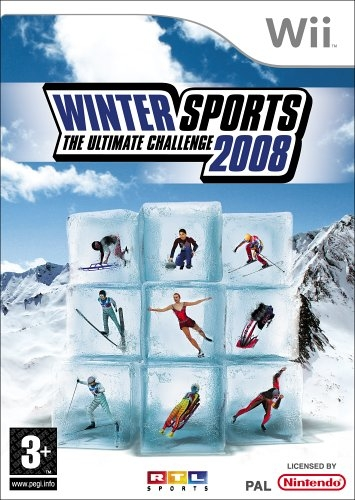 Boxshot Winter Sports: The Ultimate Challenge 2008