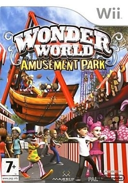 Boxshot Wonder World Amusement Park
