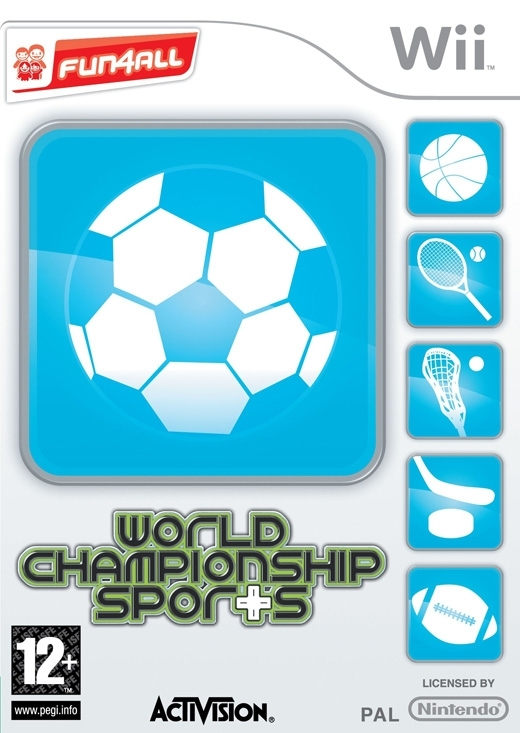 Boxshot World Championship Sports