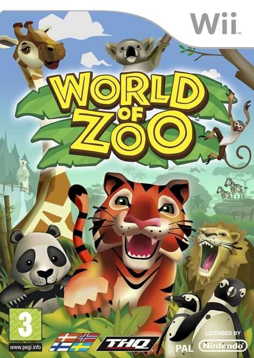 Boxshot World of Zoo