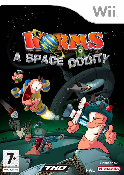 Boxshot Worms: A Space Oddity