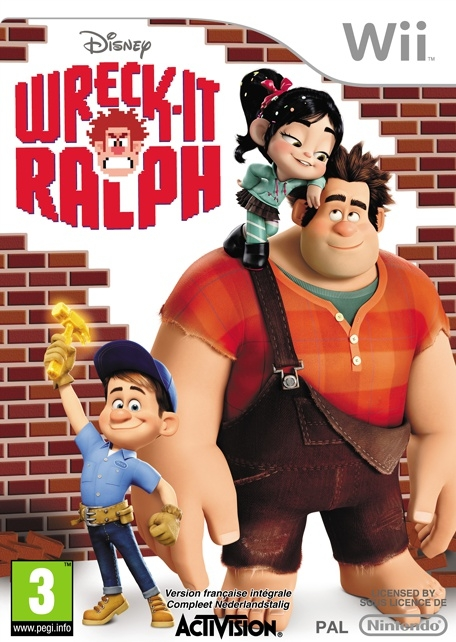 Boxshot Wreck-It Ralph