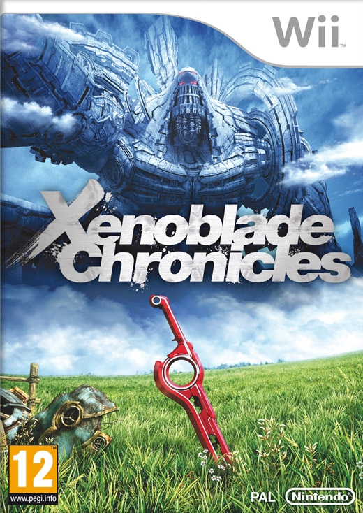 Boxshot Xenoblade Chronicles