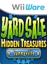 Boxshot Yard Sale Hidden Treasures: Sunnyville