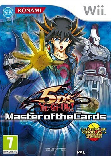 Boxshot Yu-Gi-Oh! 5D's Master of the Cards