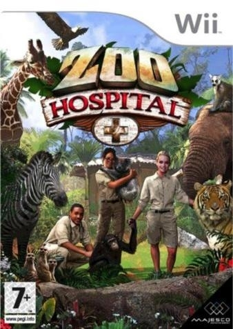 Boxshot Zoo Hospital