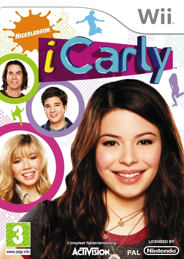 Boxshot iCarly