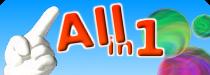 Logo wii-games en accessoires lijsten.