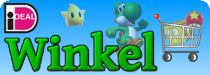 Logo Nintendo Wii winkel.