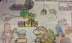 Afbeelding voor De winnaars van de Wii kleurwedstrijd!