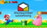 Afbeelding voor Mario Wii heeft Thuis-winkel Waarborg!