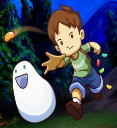 Review A Boy and his Blob: De jongen die zijn Blob een Jellybean voert.