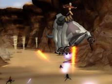 Review Avatar: De Brandende Aarde: Het reizen met Appa gaat wel sneller, maar is vaak ook erg gevaarlijk.