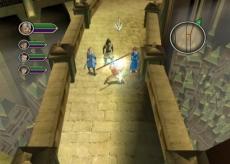 Review Avatar: De Legende van Aang: Ontmoet team Avatar: Aang, Sokka, Katara en Haru.