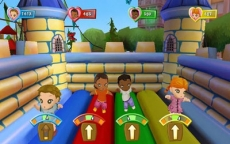 Review Babysitting Party: Wat heeft balanceren met oppassen te maken?? Inderdaad... helemaal niets!