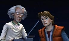 Review Back to the Future: The Game: ... als het spel echt een goed beeld van de film weet te creëeren