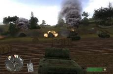 Review Call of Duty 3: Rijd in een tank en schiet de andere tanks neer.