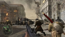 Review Call of Duty: World at War: Versla samen met je Russische kameraden de Duitsers.