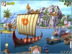 Review Chicken Shoot: Gelukkig zijn de vikingen even op vakantie!