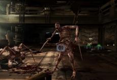 Review Dead Space Extraction: Je zult goed moeten mikken op de armen van de Necromorphs.