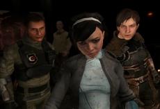 Review Dead Space Extraction: In Dead Space: Extraction speel je met meerdere personages.
