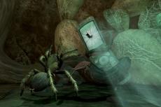 Review Deadly Creatures: Ja, ook spinnen krijgen regelmatig een SMS'je van hun moeder.
